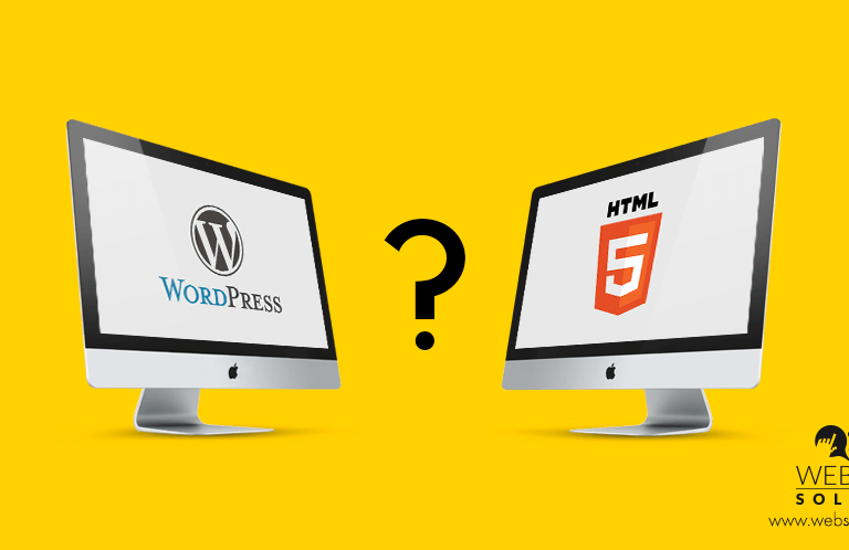 What is better for my website: WordPress or a custom solution?